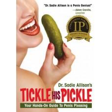 Tickle His Pickle Book by Sadie Allison