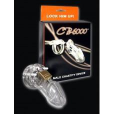 CB6000 Male Chastity Device