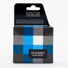 Condoms 3 Pack Extra Large- Sir Richard