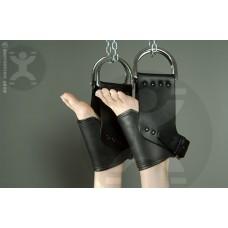 Ergonomic Foot Suspension for Bondage