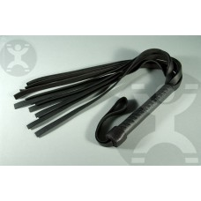 Glow Flogger by Leatherbeaten