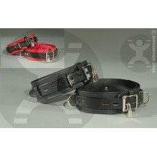 Sinfully Soft Leather Thigh Restraints