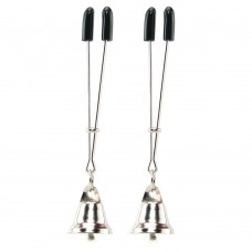 Tweezer Nipple Clamps with Bells
